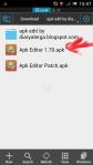 aplikasi edit android